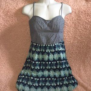 No Boundries Like New Denim Summer dress